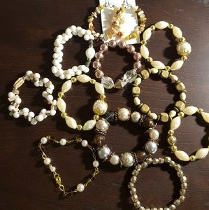 Jewelry - Lot Jewelry Collection 11 Items